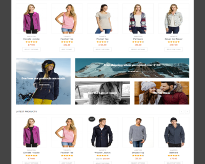 Adrenalin v1.9.10 – Responsive Multi-Purpose WooCommerce Theme